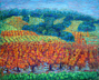"Napa Valley ""Autumn Vinyard"""