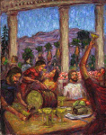 """The Wedding Feast at Cana"""