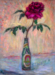 """Red Rose in a Bottle"""