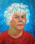 "Oil Painting ""Paul B Self Portrait"""
